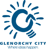Glenorchy City logo